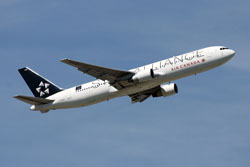 Air Canada B763 C-FMWY Star Alliance